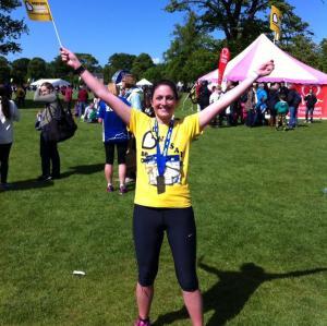 marathon victory